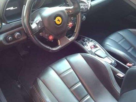 2013 Ferrari 458 Coupe Local