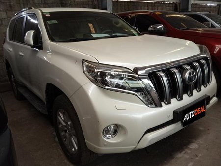 2014 Toyota Land Cruiser Prado for sale