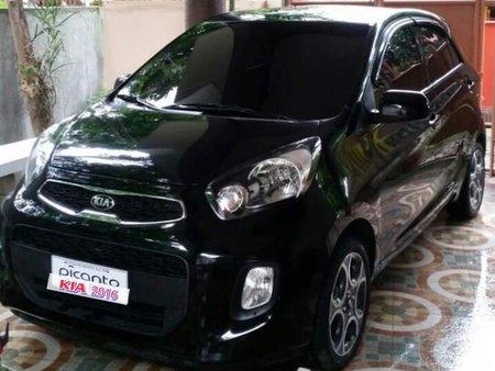 Kia Picanto 1.2EX Sport 2016 Automatic for sale