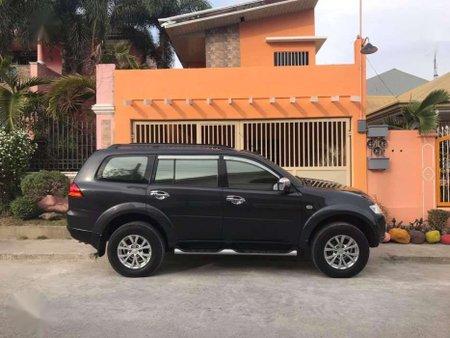 2012 Mitsubishi Montero Sport for sale