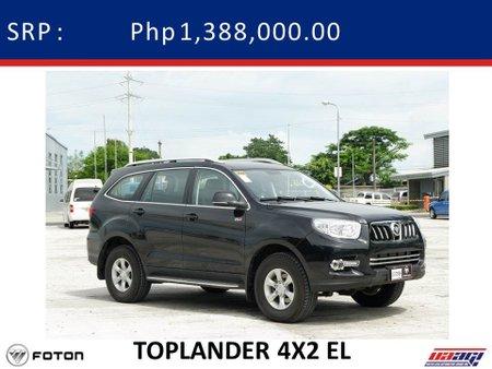 FOTON Toplander EL 2.8L A/T 2018 for sale