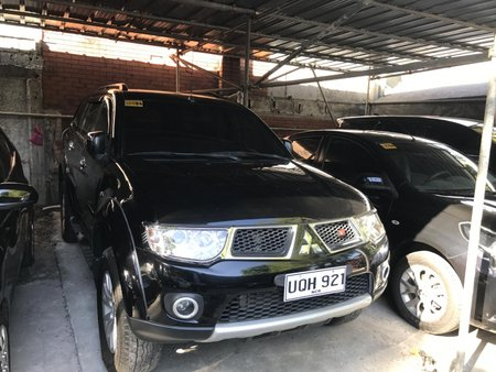 2013 Mitsubishi Montero Sport for sale