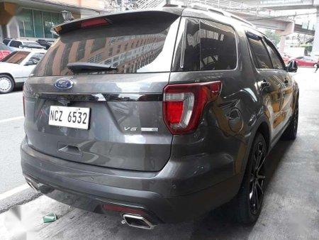 2017 Ford Explorer v6 14tkm 016 fordlow Dp