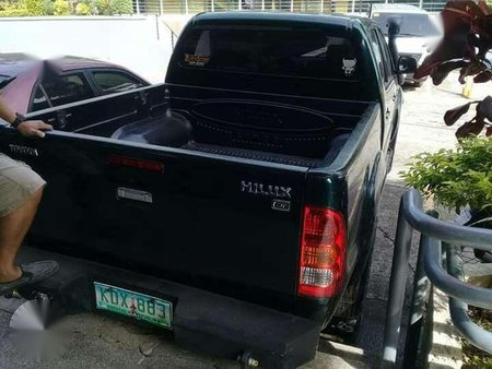 Hilux- pick up 2010 for sale