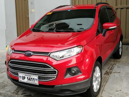 2017 Ford Ecosport - Almost New - Rush