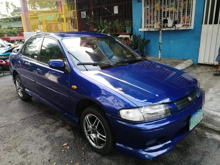 1997 Mazda 323 lady owned for sale