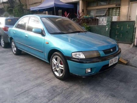 1998 Mazda Familia Manual transmission FOR SALE