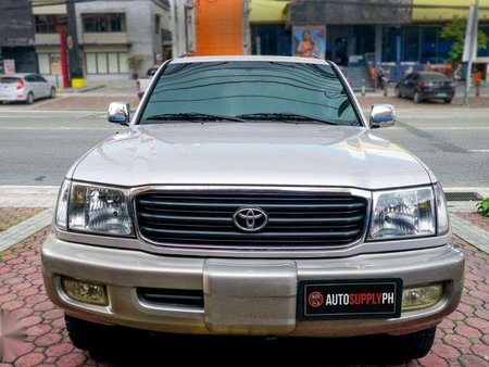 2002  Toyota Land Cruiser LC100 Vx Diesel