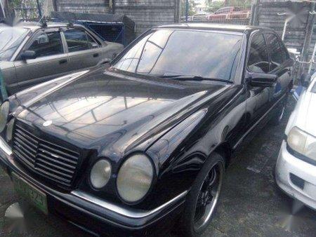 1997 Mercedes Benz E-320 - Automobilico SM City Bicutan