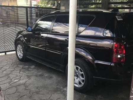 2008 Ssangyong Rexton FOR SALE