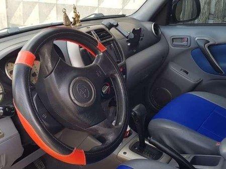 2000 Toyota Rav 4 Automatic Transmission