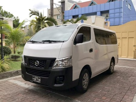 2017 Nissan Urvan NV350 15 Seater