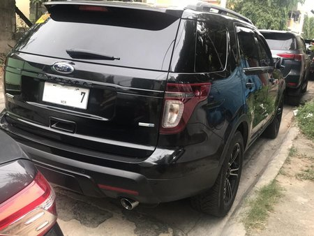 Rush Ford Explorer Sport 4x4 Automatic 3.5L V6 Top of the line 2015