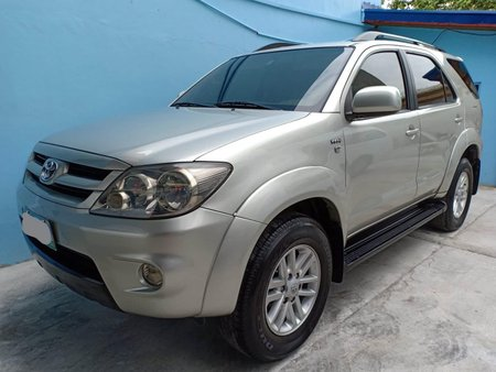 2007 Toyota Fortuner G A/T for sale
