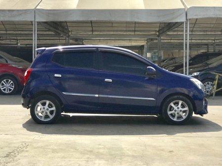 2016 Toyota Wigo 1.0 G for sale
