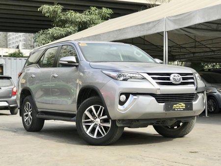 2016 Toyota Fortuner V for sale
