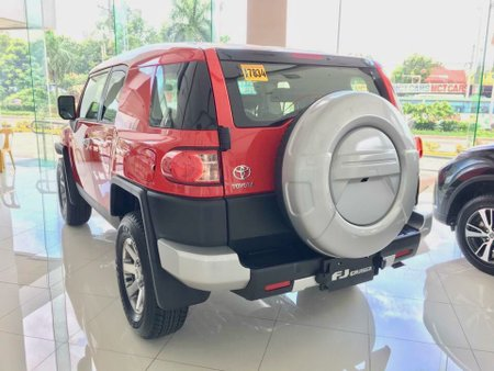 2019 Brand New Toyota FJ Cruiser AT