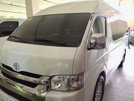 Read Description: Brand New 2019 Toyota Hiace LXV Super Grandia AT