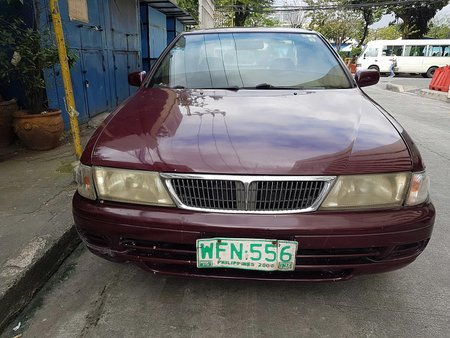 1998 Nissan Sentra FE Manual for sale