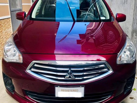 RUSH Fresh 2017 Mitsubishi Mirage G4 GLX for sale