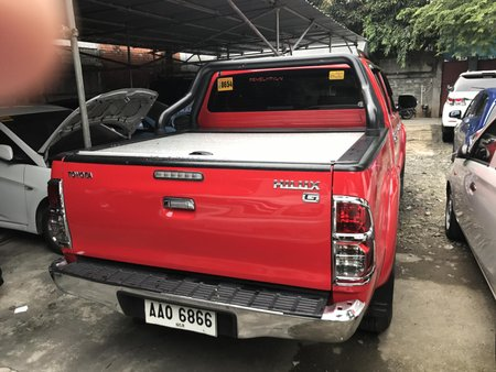 2014 Toyota Hilux G for sale
