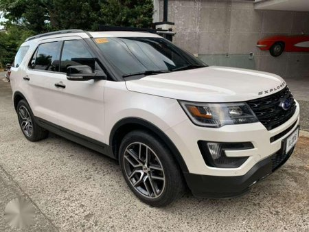 Ford Explorer 2016 4x4 All Options for sale