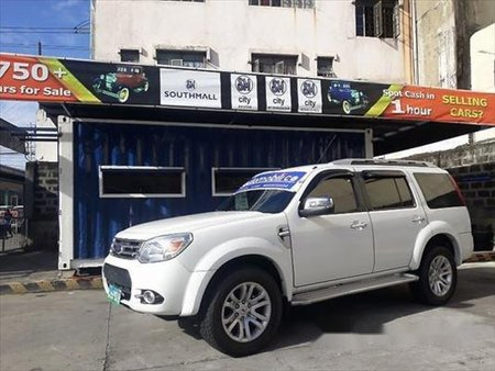 Ford Everest XLT 2013 FOR SALE