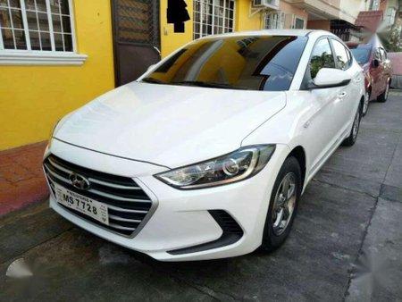 2017 Hyundai Elantra MT for sale