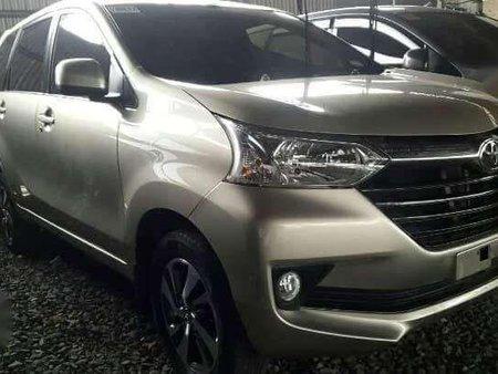 Toyota Avanza J 2017 for sale