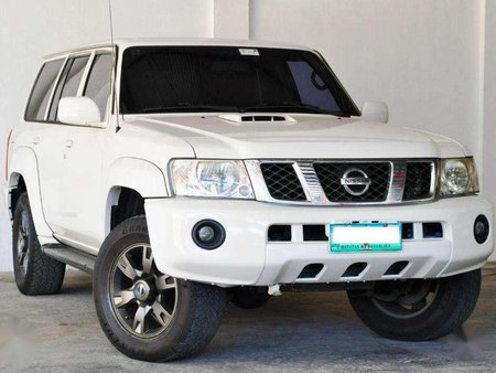 2011 Nissan Patrol for sale