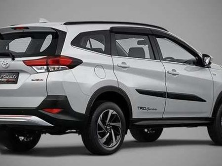 Toyota Rush 2019 Brand New