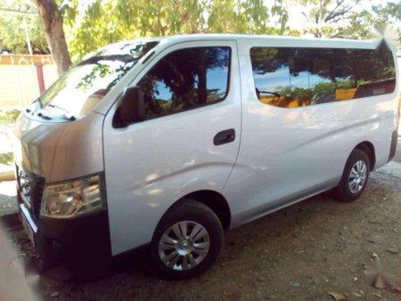 2018 Nissan Urvan350 Commuter Van 15- seaters Euro4