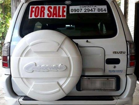 Like New Isuzu Crosswind for sale