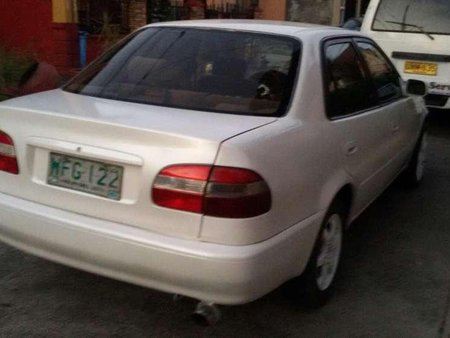 1999 Toyota Corolla GLI MT FOR SALE