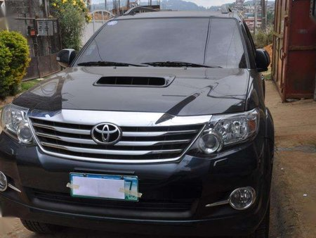 2013 TOYOTA Fortuner Turbo Manual FOR SALE