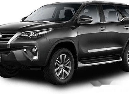 Toyota Fortuner V 2018 for sale