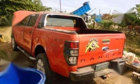 2013 Ford Ranger Wildtrack for sale