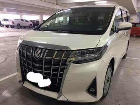 Toyota Alphard 2019 brand new