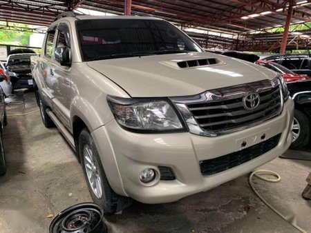 2014 TOYOTA Hilux 25 G for sale