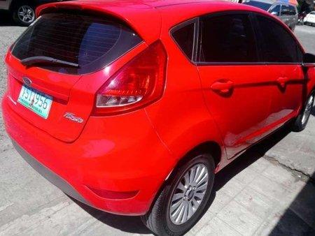 Ford Fiesta S 2012 franchise Hatchback