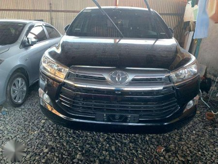 PROMO 2017 Toyota Innova 2.8G Manual Black