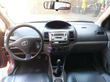 2004 Toyota Vios 1.5G Mt for sale