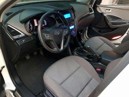 Hyundai Santa Fe 2014 MT Diesel SantaFe