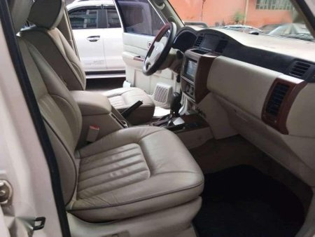 2014 Nissan Patrol super safari Diesel engine Automatic transmission