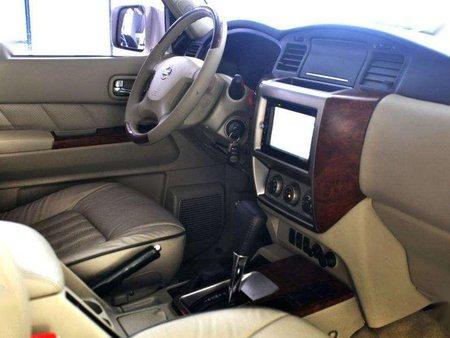 2011 Nissan PATROL SAFARI 4x4 Php 1,098,000