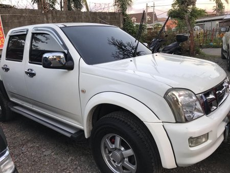 Isuzu D-Max Manual Diesel 2005 for sale