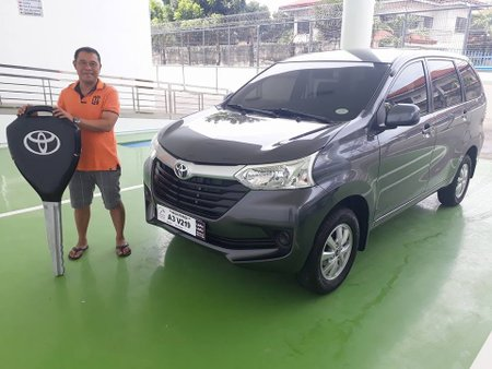 Sell Brand New 2019 Toyota Avanza Automatic in Las Pinas