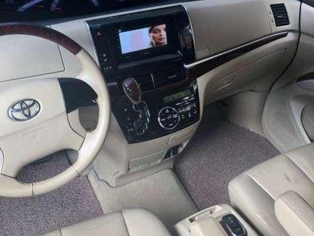 2015 Toyota Previa Automatic transmission