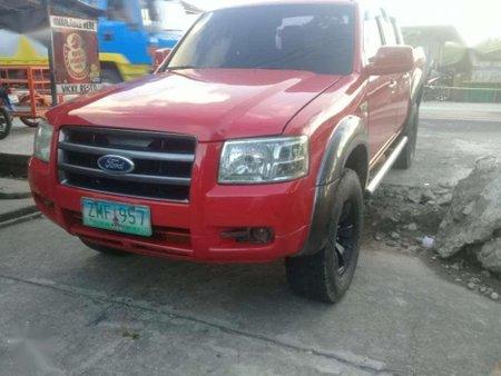 Ford Ranger 2008 4x4 mt FOR SALE