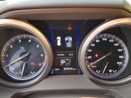 2015 Toyota Land Cruiser Prado Gas 4.0 litre